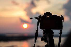 memoto sunset paling indah