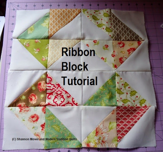 Charm Square Quilt Along Part 7
