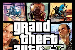 Grand Theft Auto V (2015) + DLC's FULL  PC