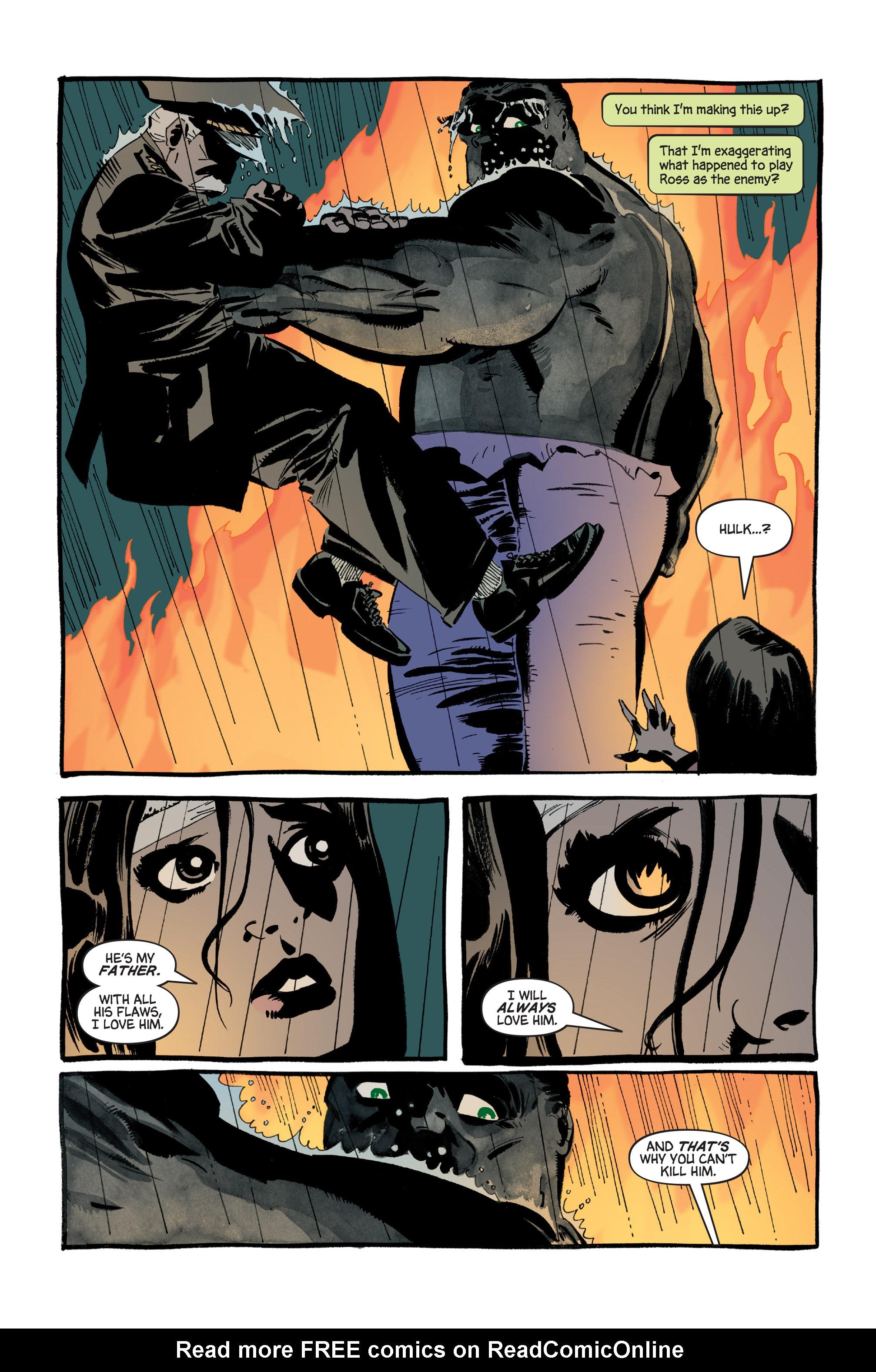 Read online Hulk: Gray comic -  Issue #6 - 15