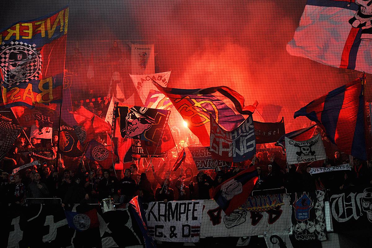 X Ultras: Inferno Basel