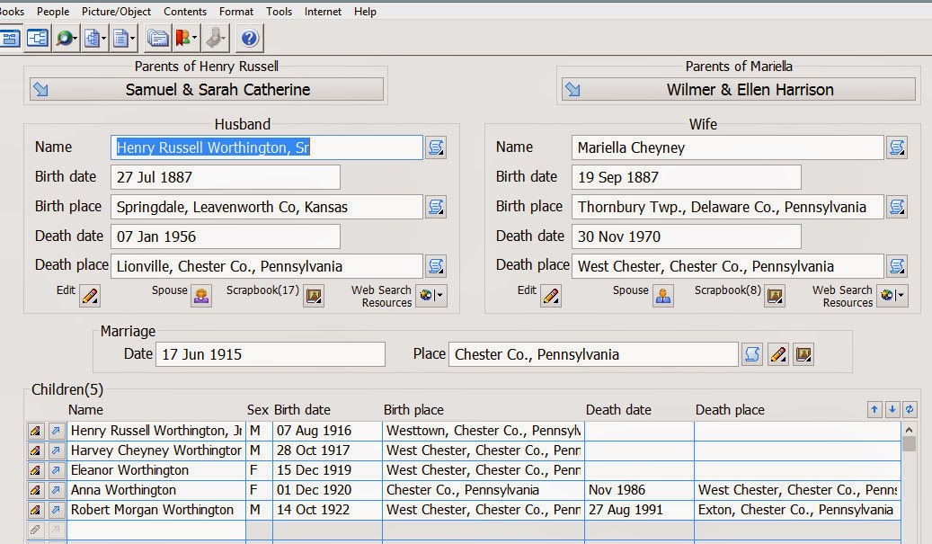 family tree maker version 5 deluxe australia new zealand
