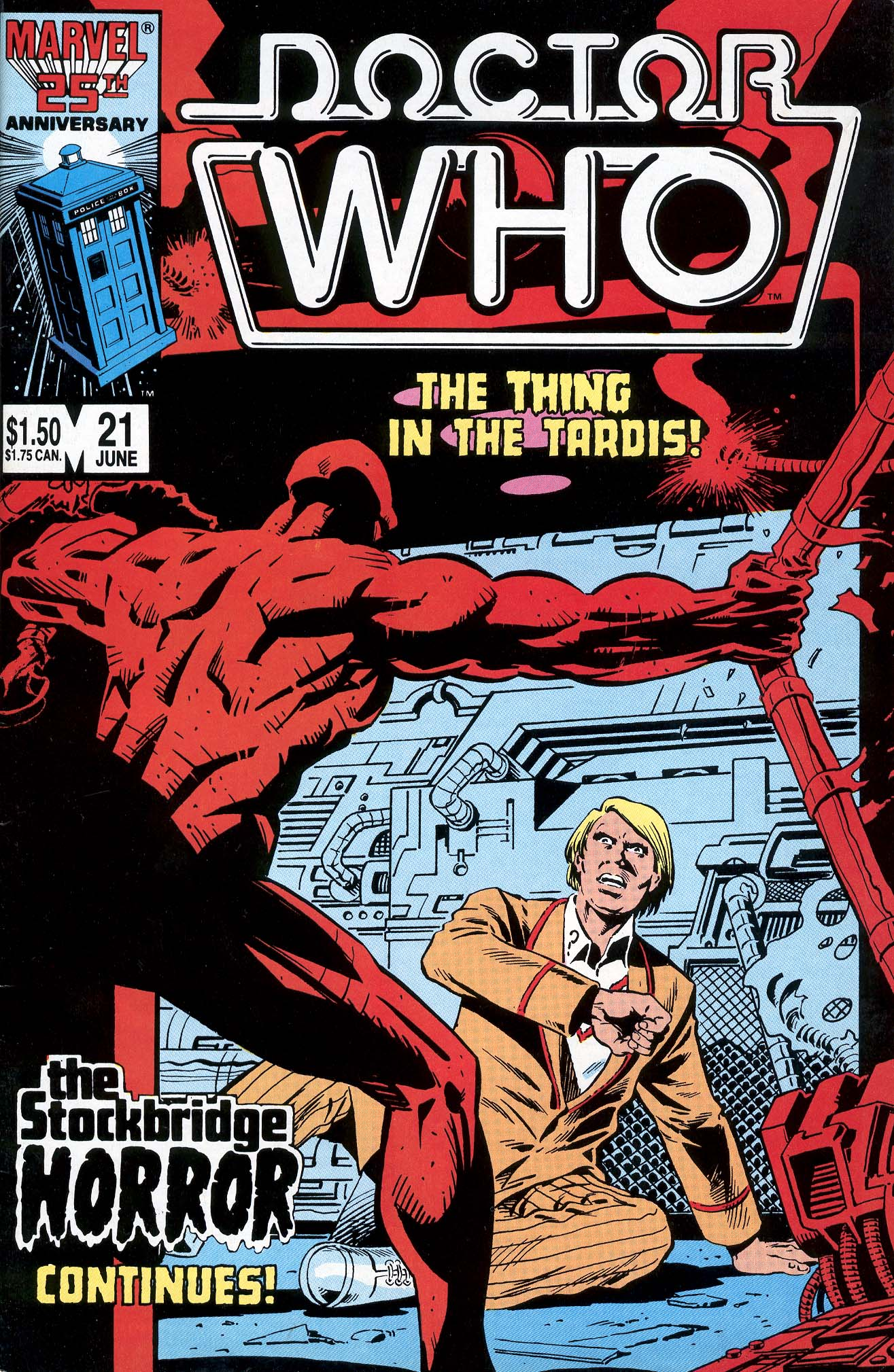 Doctor Who (1984) 21 Page 1