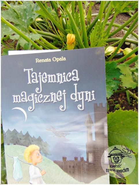 Tajemnica magicznej dyni - recenzja ksiązki.
