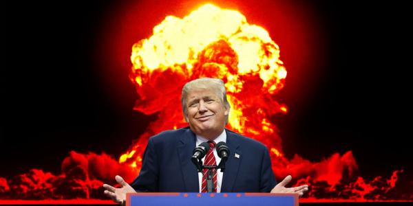 Ο Τραμπ και ο κίνδυνος για πυρηνικό όλεθρο