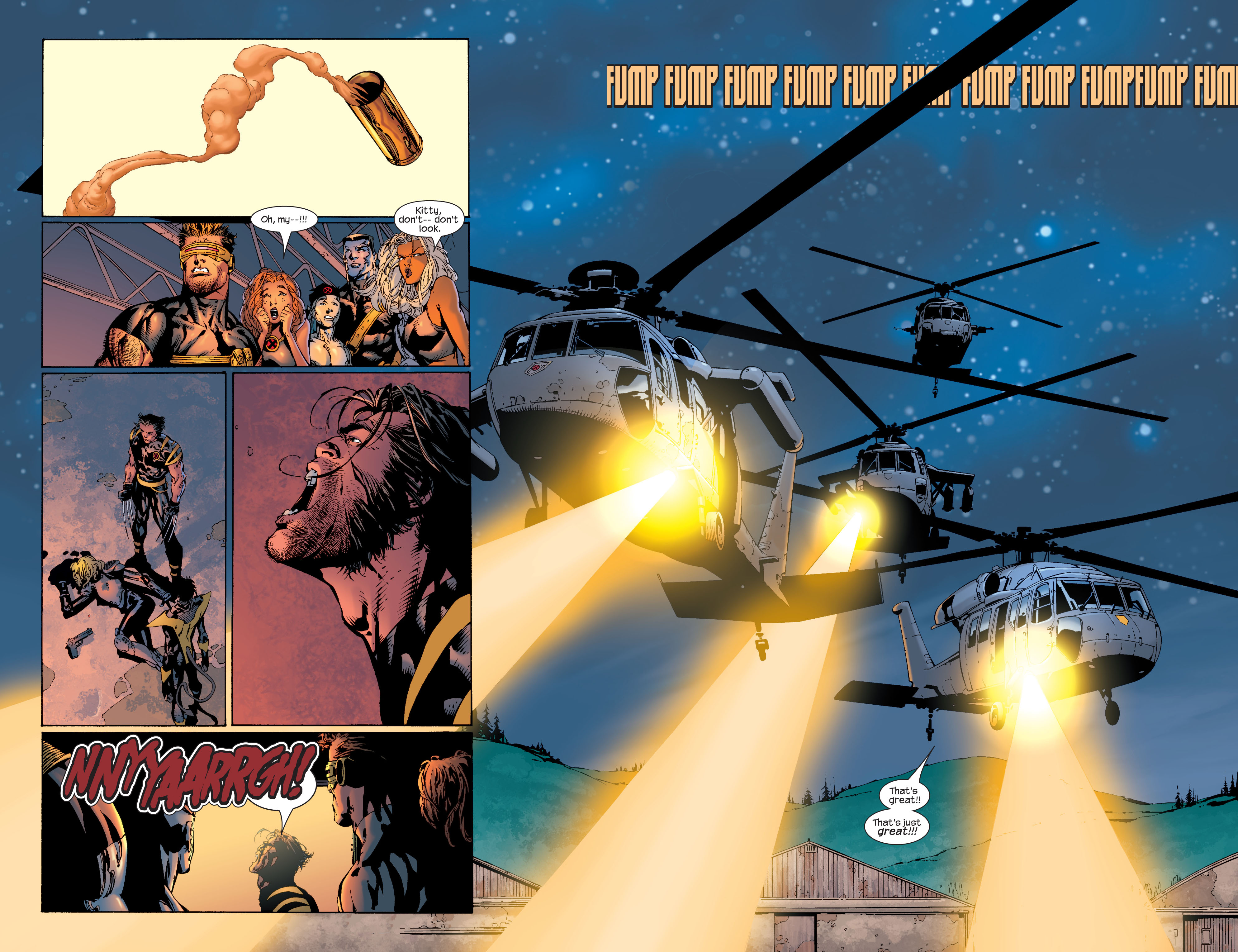 Read online Ultimate X-Men comic -  Issue #39 - 14