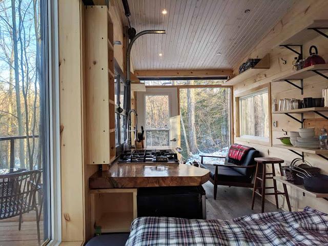Dashi Cabin - Cabinscape