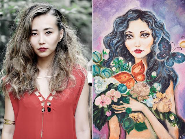 Alisa Gromova retratos
