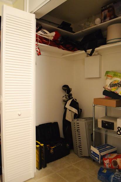 Walk-In Closet Office