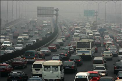 Polutan Udara Yang Dapat Menyebabkan Gangguan Kesehatan