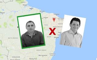 No Ceará candidatos a prefeito empatam em número de votos; Foi o único caso no Brasil