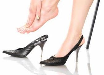 Trik Menggunakan High Heels Tanpa Rasa Sakit
