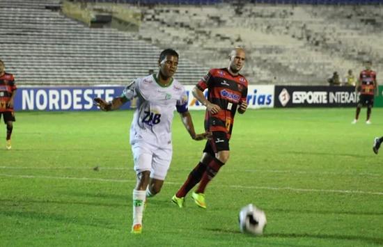 Vitória da Conquista empata sem gols com o Flamengo-PI