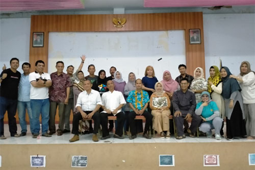 Alumni SMPN 1 Maros Reuni Akbar dan Bentuk IKA Setelah Lebaran