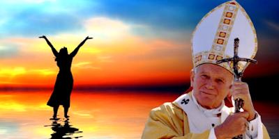 imagem de João Paulo II