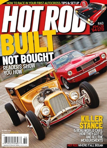 Hot Rod Chassis & Cycle: Raybestos GTO-R in Hot Rod Magazine