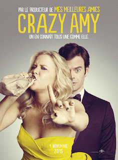 Crazy Amy (Trainwreck) Judd Apatow & Amy Schumer