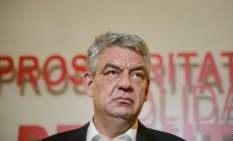 ROMANIAN PRIME MINISTER THWARTED IN RESHUFFLE ATTEMPT