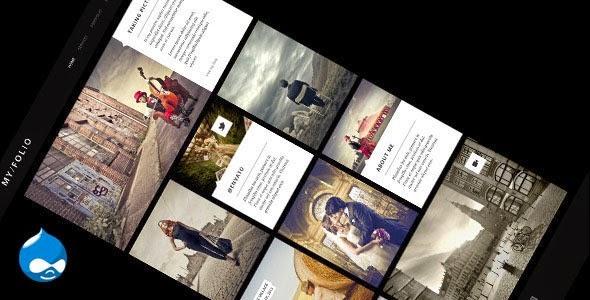 Best Drupal Photography Theme