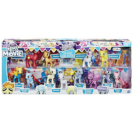 MLP Party Friends DJ Pon-3 Brushable Pony