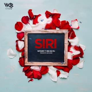 Audio   Rayvanny ft Nikki Wa Pili - Siri