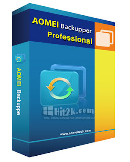AOMEI Backupper Professional 4.0.4 Crack Full Version