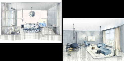 00-Мilena-Interior-Design-Illustrations-of-Room-Concepts-www-designstack-co