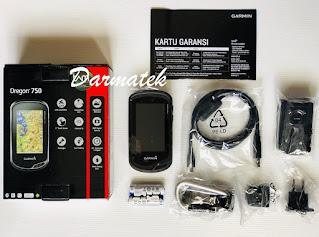 Darmatek Jual GPSMap Oregon® 750 dengan Fitur Penting dan Komplit