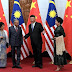 习近平赞扬马来西亚首相马哈迪:对国家民族有担当