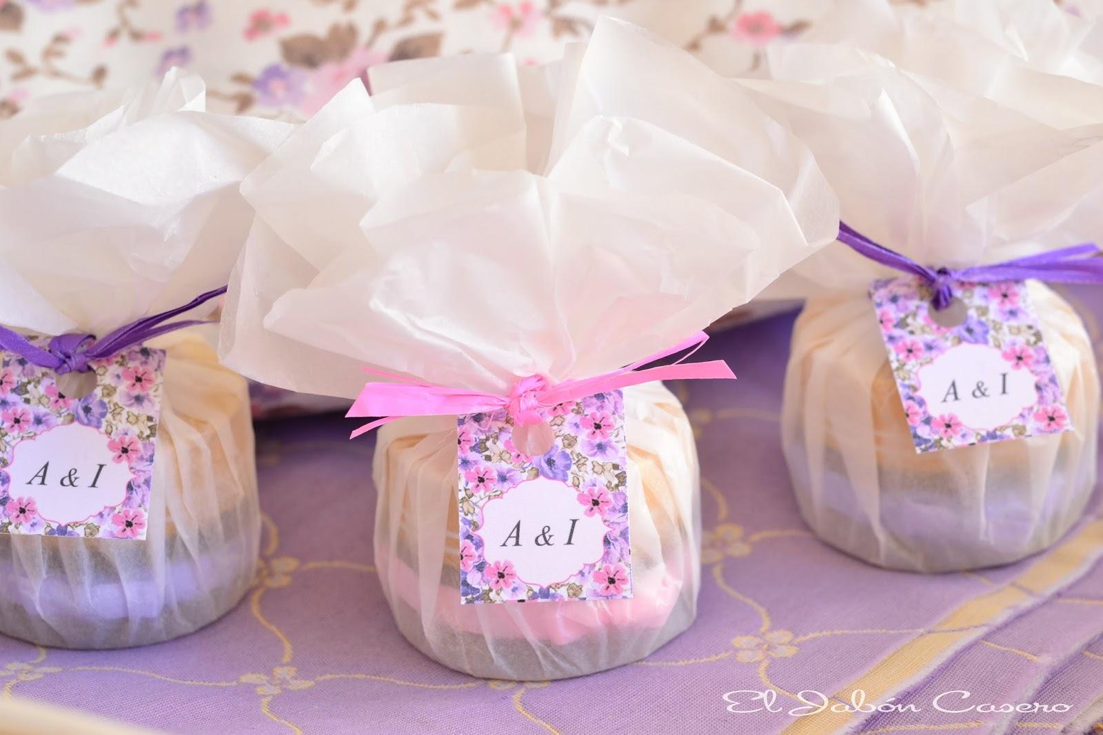 Detalles de boda bálsamos naturales artesanales