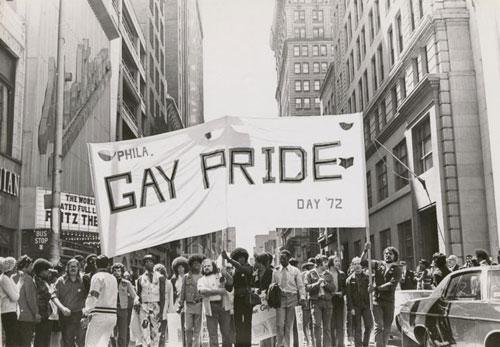 First Gay Pride Parade 66