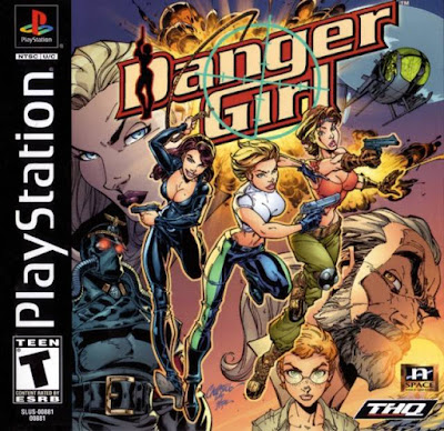descargar danger girl psx mega