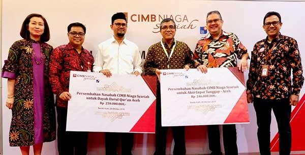 Alamat & Nomor Telepon Bank CIMB Niaga Syariah Jakarta Utara