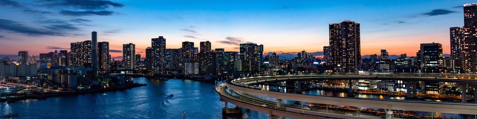 日本-上網-預付卡-SIM卡-WIFI-分享器-推薦-東京-夜景-城市