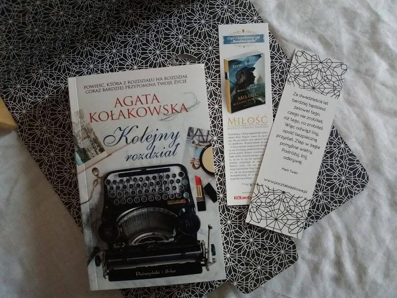 Kolejny rozdział - Agata Kołakowska