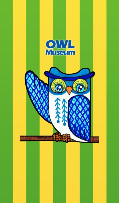 OWL Museum 95 - Summer Owl