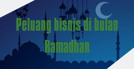 peluang usaha ramadhan