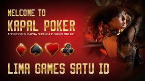 Kapalpoker.com Agen Poker, Domino dan Capsa Online Indonesia Terpercaya