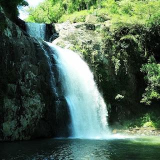 Cascata das Três Quedas, em Riozinho