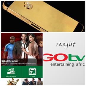 Raxgistblog: Download GOTV App for Andriod/Blackberry for TV