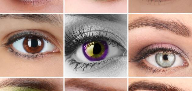 إعرفي شخصيتك من لون عينيك!