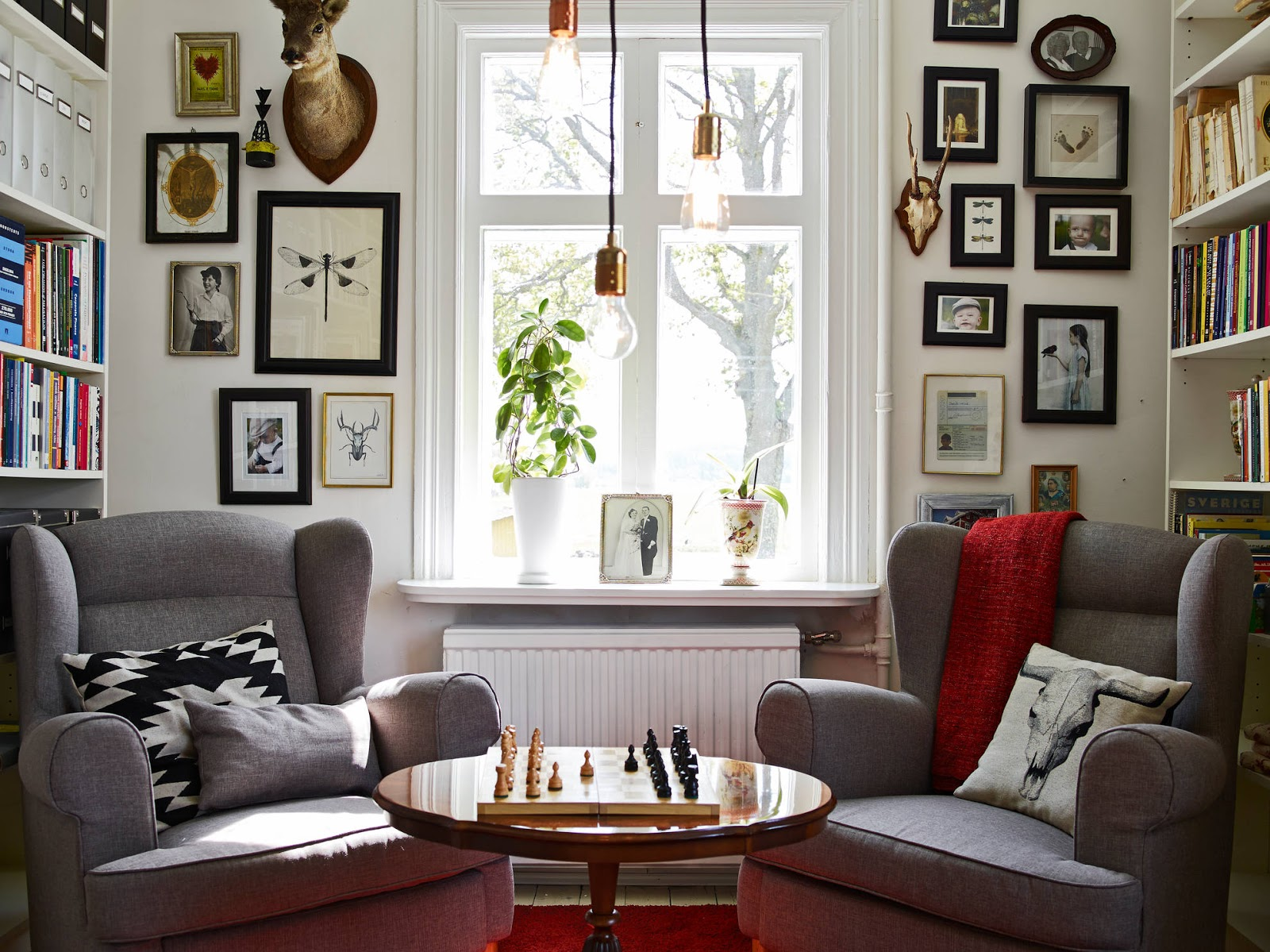 Interiors : Scandinavian Style House | Cool Chic Style Fashion