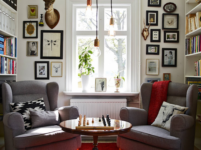 Living Spaces | Perfect Scandinavian Style House