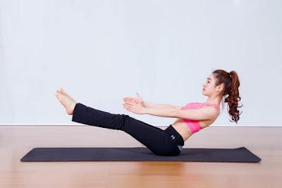tập luyện yoga tăng chiều cao