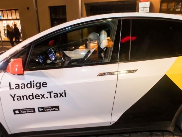 Yandex.Taxi передає дані клієнтів в Росію