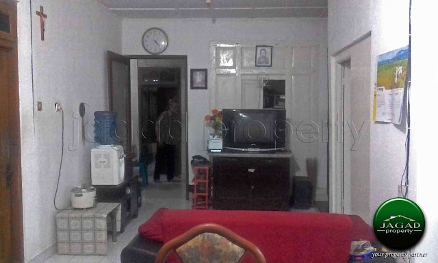 Rumah dekat Goa Siluman Wonocatur