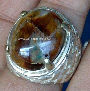 Cincin Batu Panca Warna Garut - ZP 503