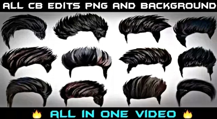Lstest Cb Hair Png Zip File Free Download 2018 New Cb Hair Png By