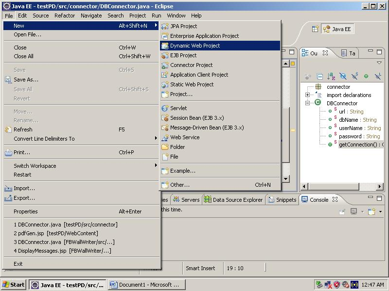 How to create simple Report in jsp with MySQL database - Mugeesh