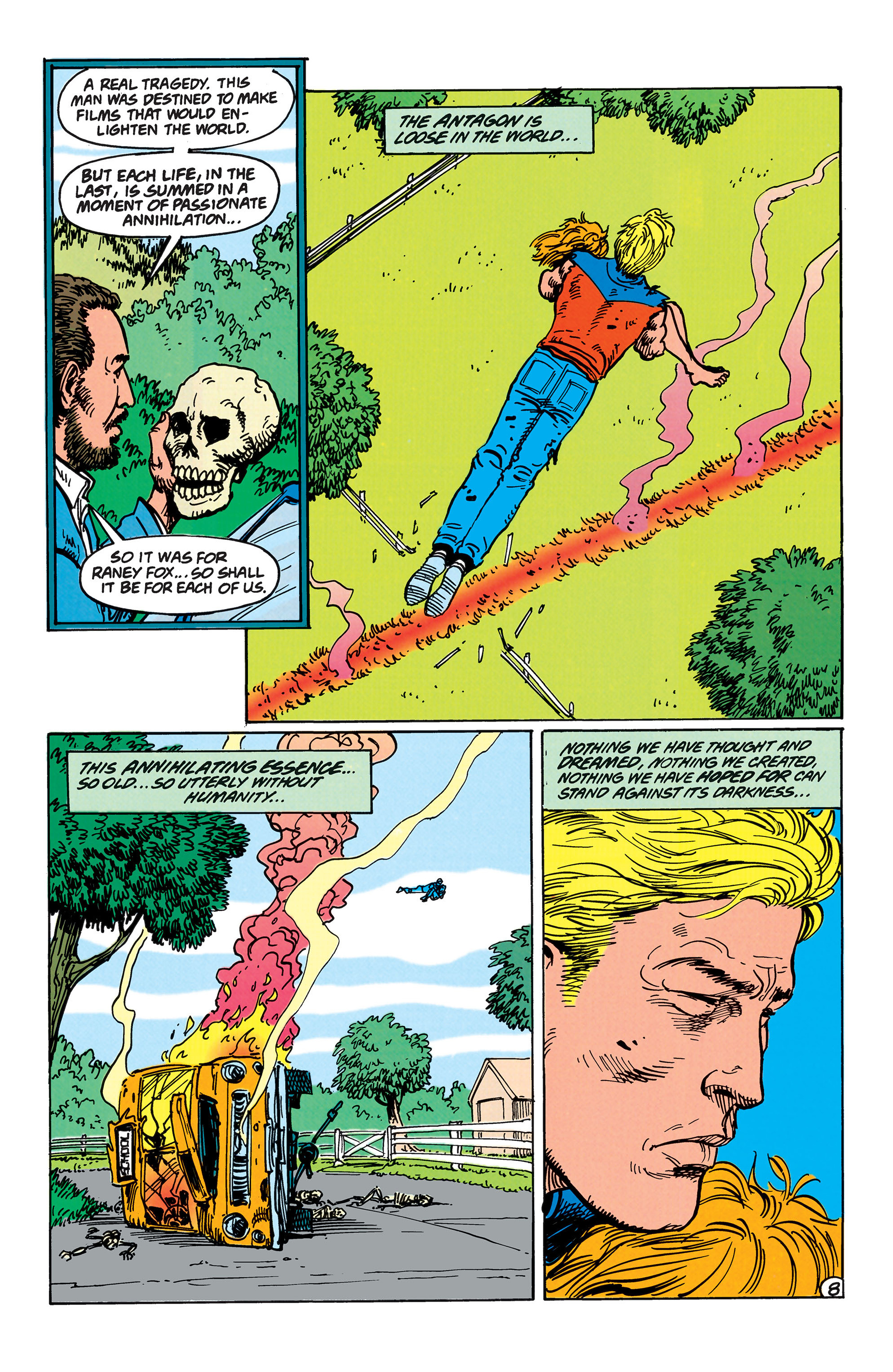 Read online Animal Man (1988) comic -  Issue #48 - 9